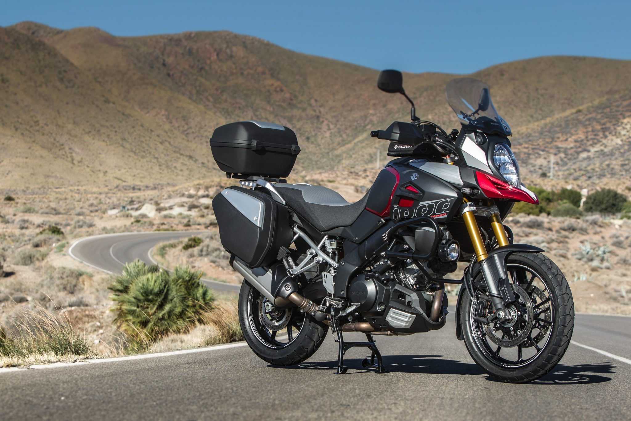 v-strom 1000 launched on suzuki riderplan pcp - bhp bikes