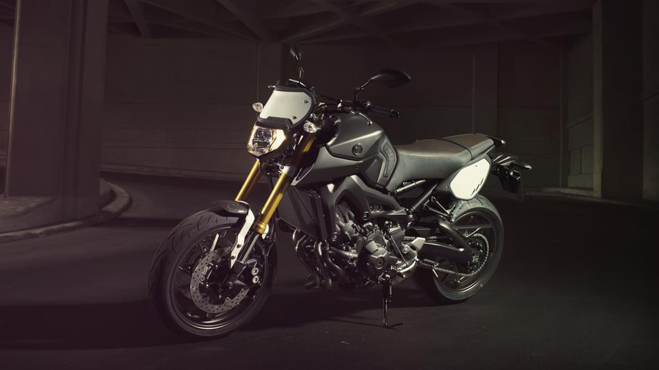 The Yamaha MT Family Grows Even Stronger