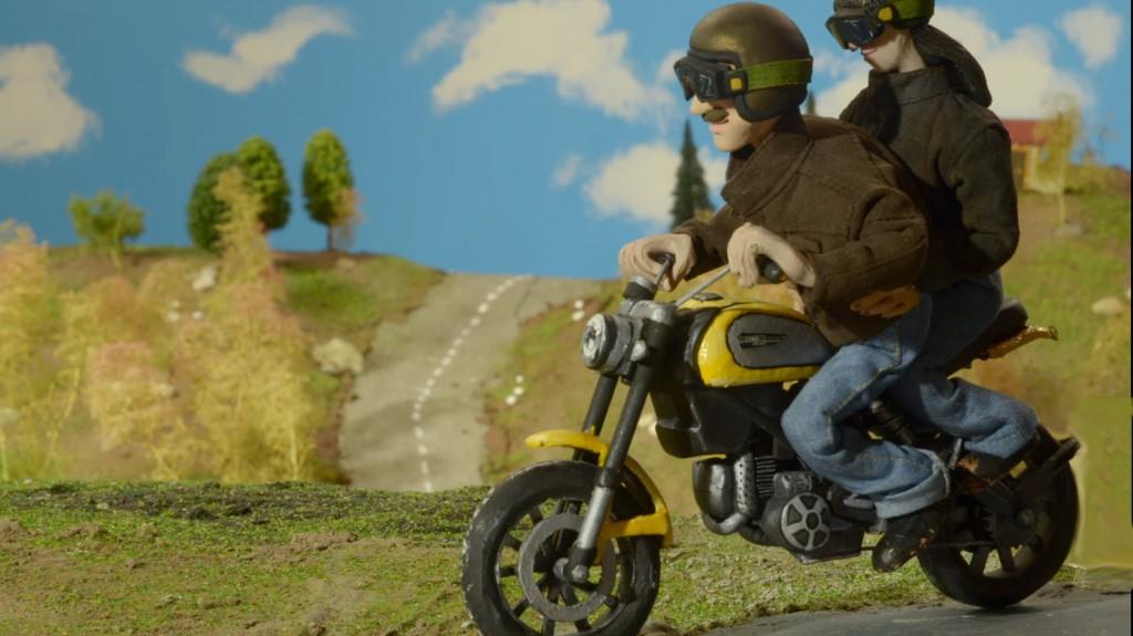 Ducati Discloses New Details On The Scrambler Via The Internet In An Original, Fun Video