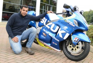 Motorcyclist To Ride From Uk To India In New Record Attempt