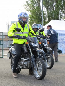 Free Motorcycle Lessons In Farnborough This Saturday