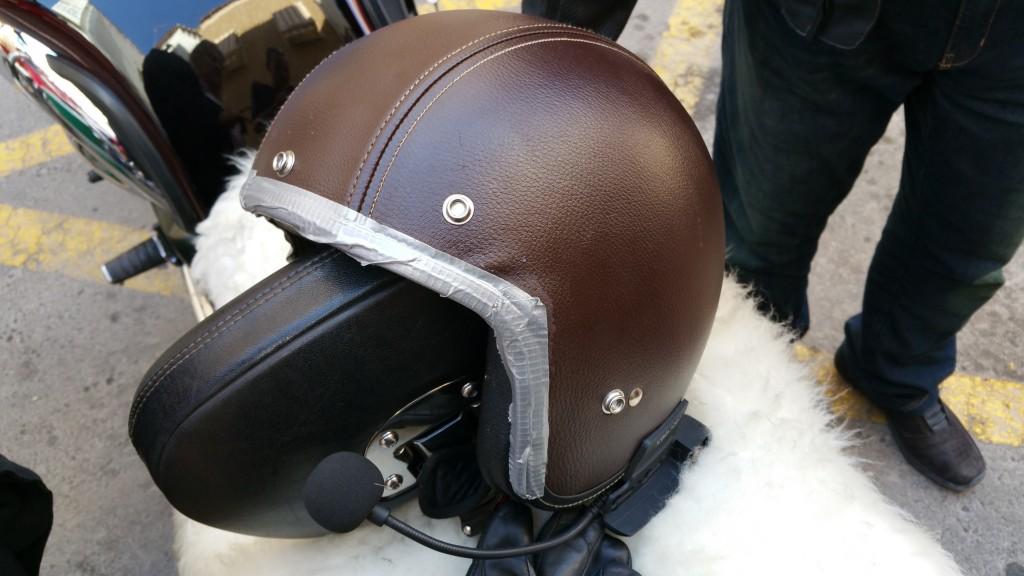 Petes Helmet