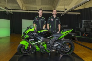 'Get Closer' To Kawasaki World Superbike Riders And Brand New 2016 Machines At Motorcycle Live
