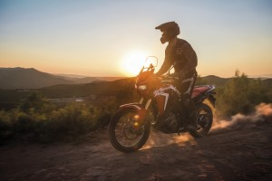PUT AFRICA TWIN THROUGH ITS PACES AT NEW HONDA ADVENTURE CENTRE