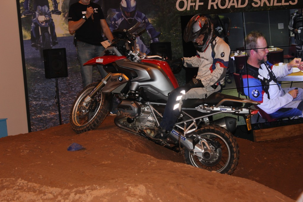 The BMW GS Experience
