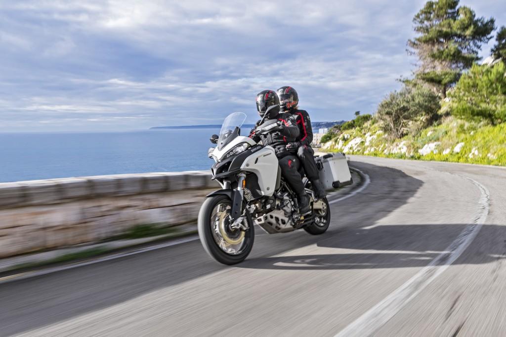 Ducati Multistrada 1200 Enduro: Globetrotter Attitude