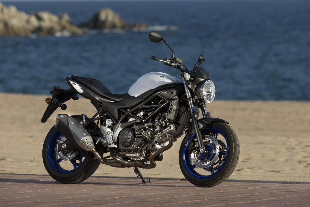 Suzuki Confirms Price For New SV650