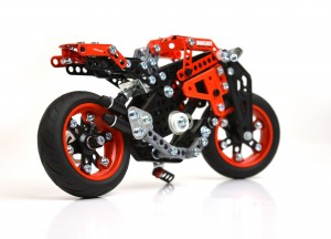 Build And Play With Ducati Meccano Model Sets