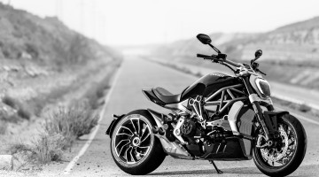 "Ducati Xdiavel Style And Design Rewarded With The ""Red Dot Award 2016: Best Of The Best"""