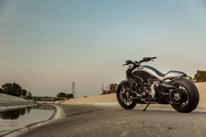 New Ducati Xdiavel at the 76th Annual Sturgis Motorcycle Rally
