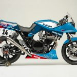 Suzuki to Build Katana Endurance Racer at Motorcycle Live