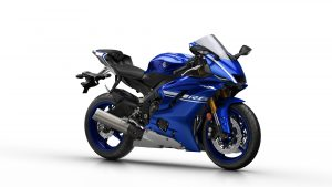 New Yamaha YZF-R6