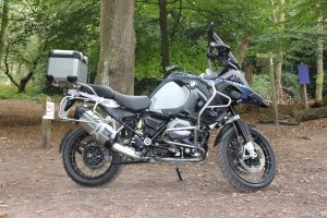 The BMW R1200 GS Adventure First Ride and Review
