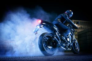 New Yamaha XSR900 Abarth: Born to be the first