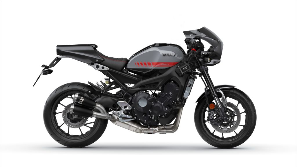 New XSR900 Abarth