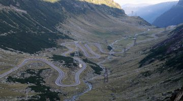 7 Of The Best Motorcycling Roads Around The World