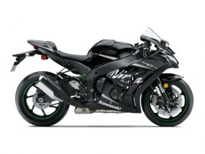 The New 2018 Kawasaki ZX-10RR Revealed