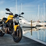 Ducati Unveils Its Updated Monster 821