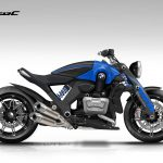 The BMW R1600c Cruiser Concept Looks Great