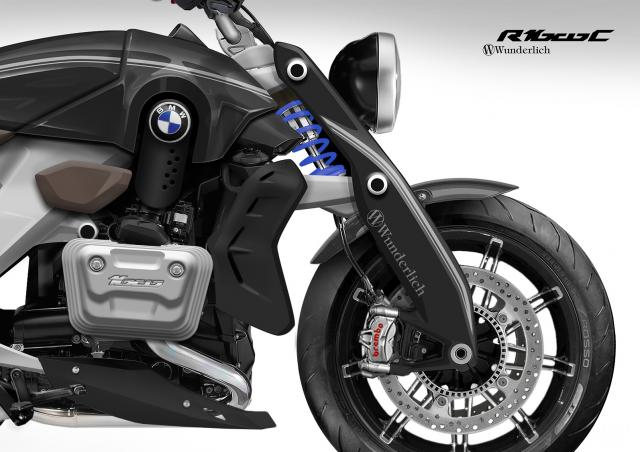 BMWs And Which Fans Insiders Have Longed For The Successor To BMW R 1200 C However No News From Munich Wunderlich Said In A Press Release