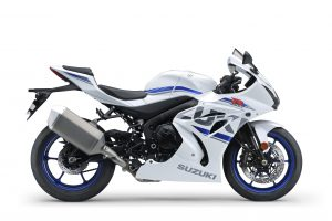 Suzuki Shows New Colours For GSX-R1000R and GSX-R1000
