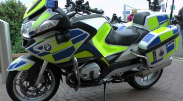 London Biker Found Guilty For Impersonating a Police Officer