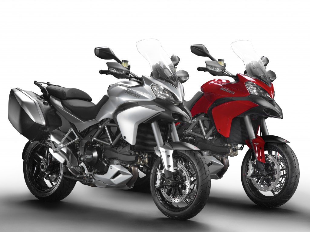 """Ducati Multistrada And Diavel Awarded """"Motorcycle Of Year"""" In Germany"""