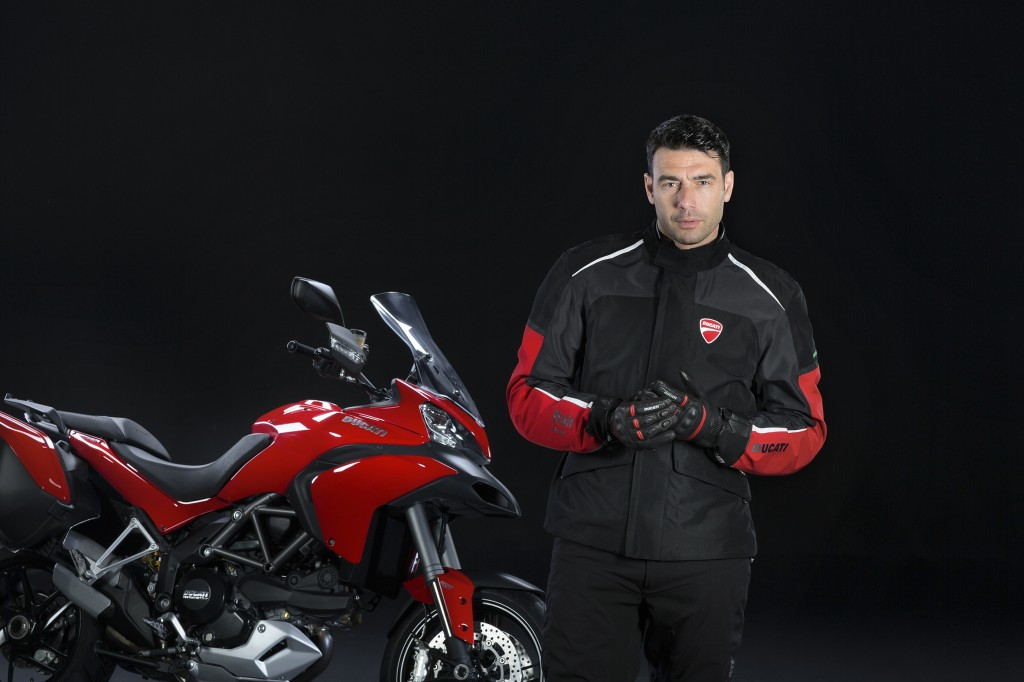Ducati Multistrada D-air And Dainese - A Partnership For Motorcyclist Safety