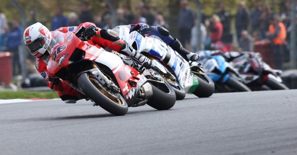 Official Test 2 - British Superbikes08 April 2014