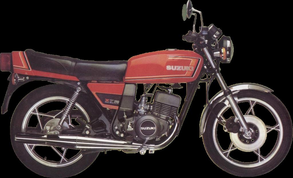 Suzuki GT250 X7 Added To Vintage Parts Programme
