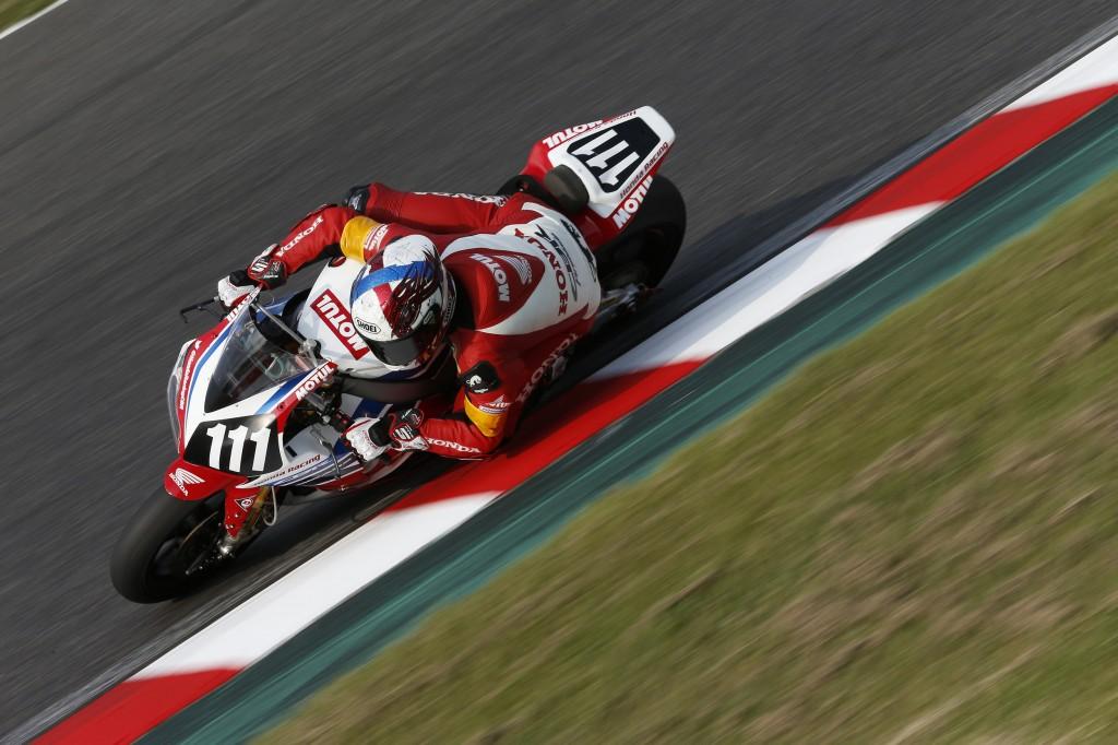 Honda Racing Aiming To Win At Oschersleben 8 Hours