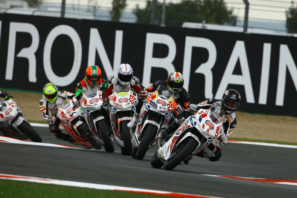 Pata European Junior Cup Powers Up For 2015 With New Honda Cbr650f
