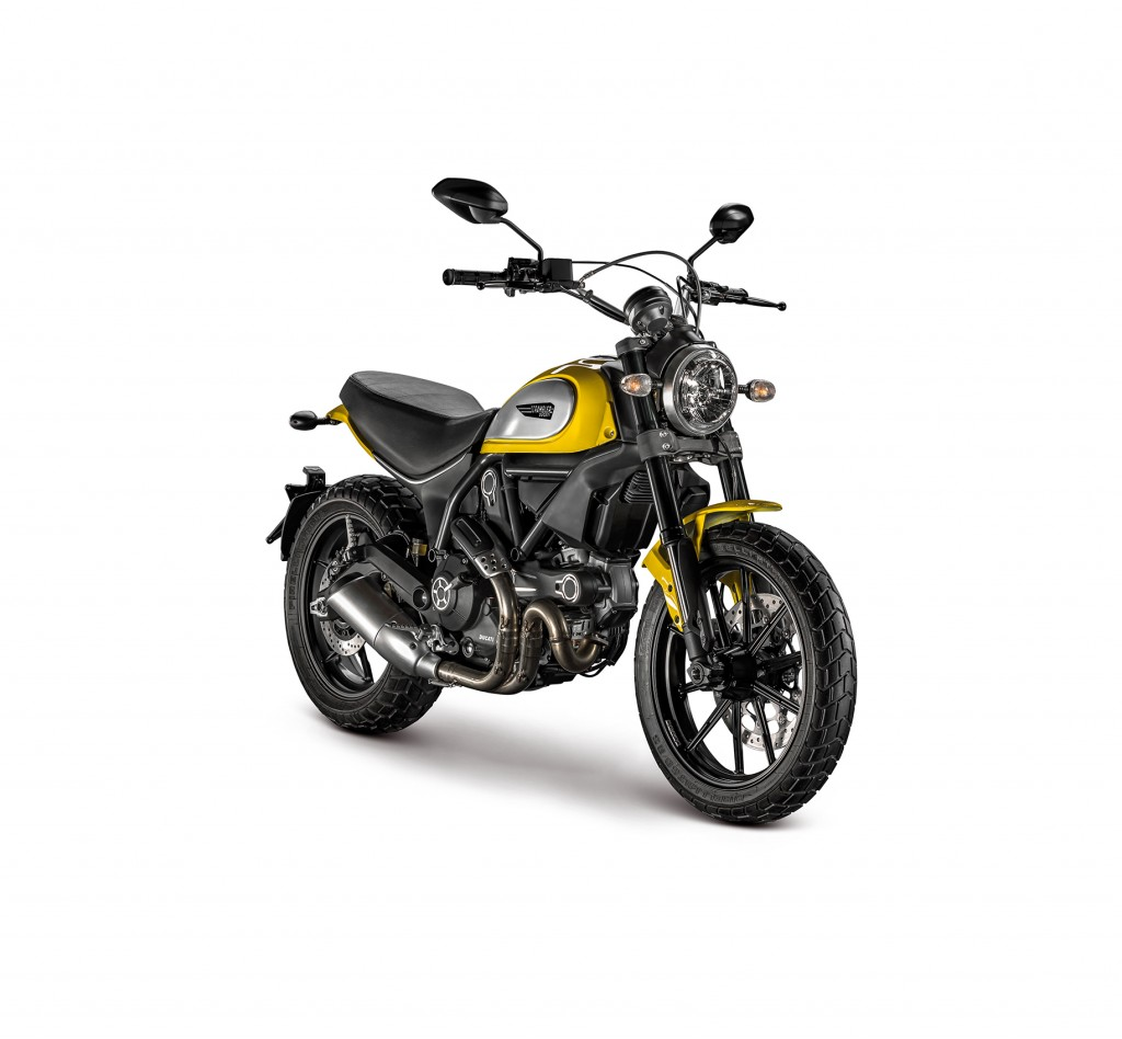 Ducati Presents The Ducati Scrambler Brand In Cologne