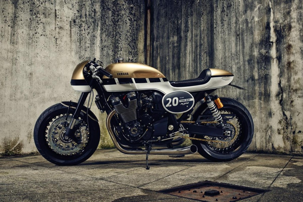 The XJR 20th Anniversary Continues with it roCks!bikes Yard Built 'CS-06 Dissident'