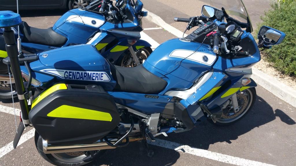Police Bikes France