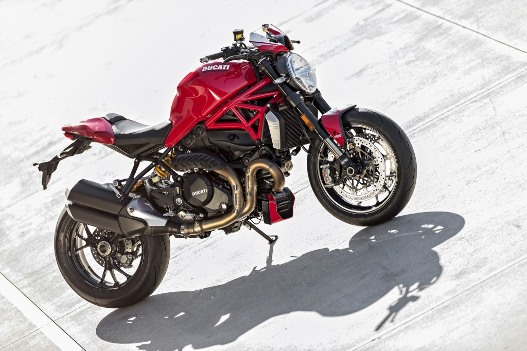 The Unveiling Of The New Monster 1200 R: The Most Powerful Ducati Naked Of All Time