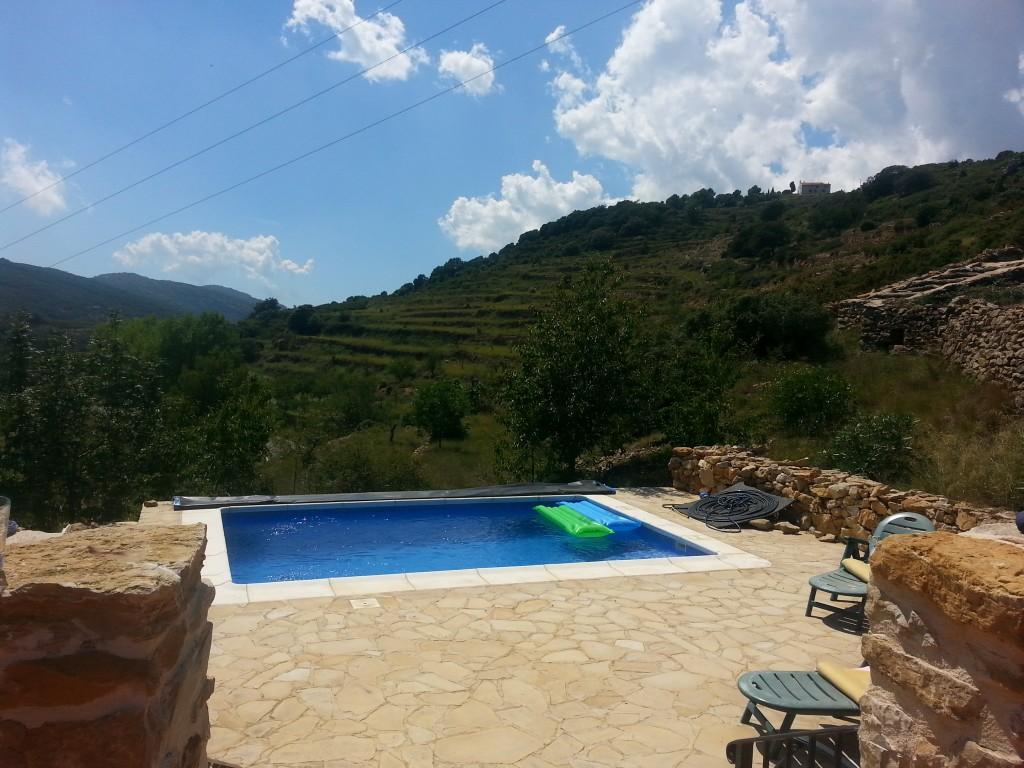 Relaxing In Spain