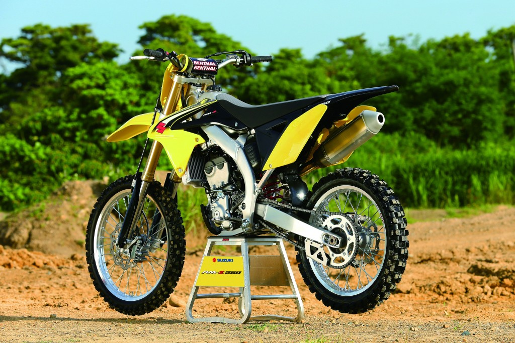 New Rm-z250 To Take Centre Stage At Dirt Bike Show