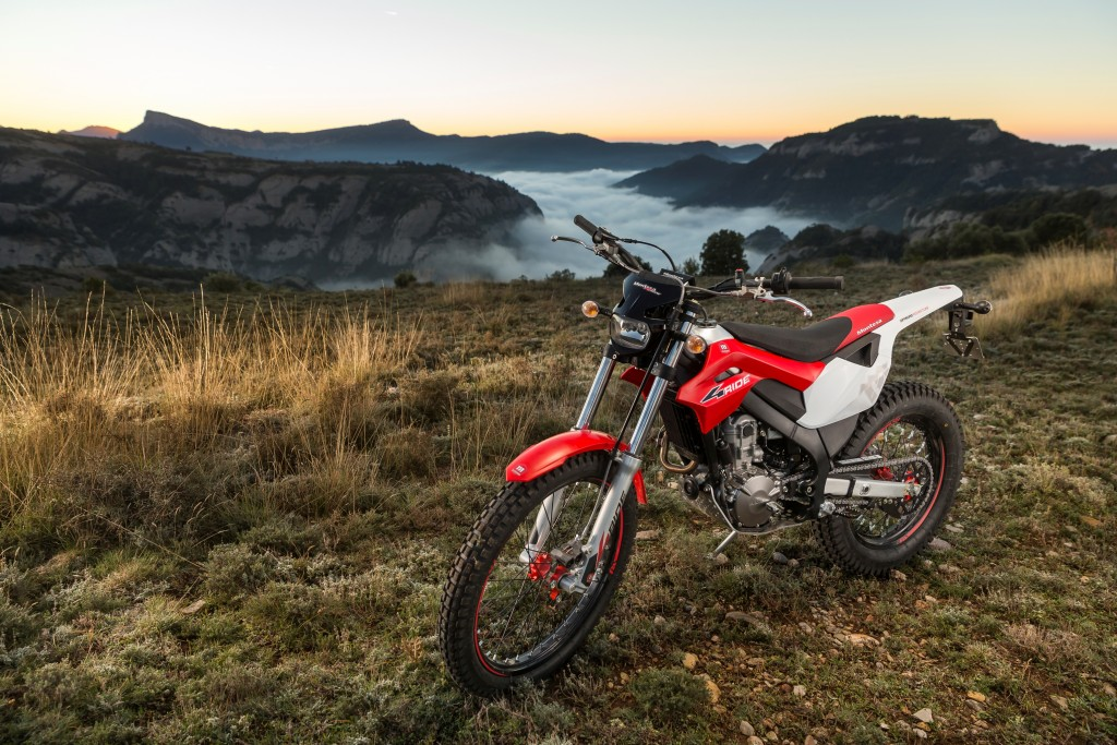 New Honda Montesa 4Ride The Most Versatile Model Ever Created By The Brand