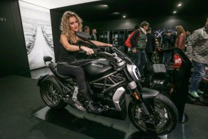 New Ducati XDiavel Plays Starring Role At 73rd Edition Of Eicma