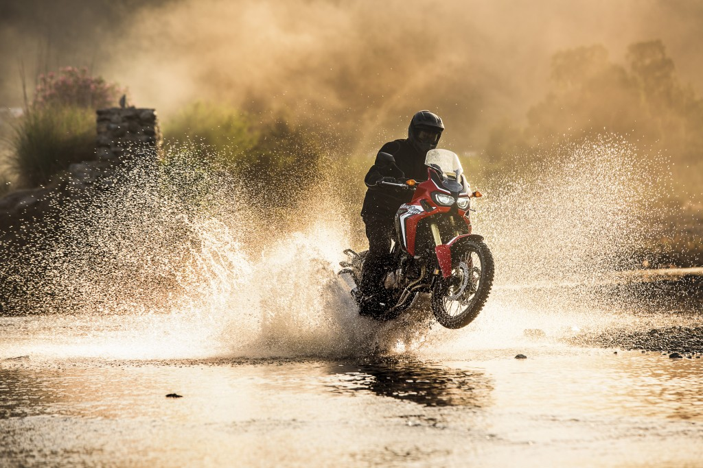 Honda Africa Twin To Make UK Debut At Motorcycle Live