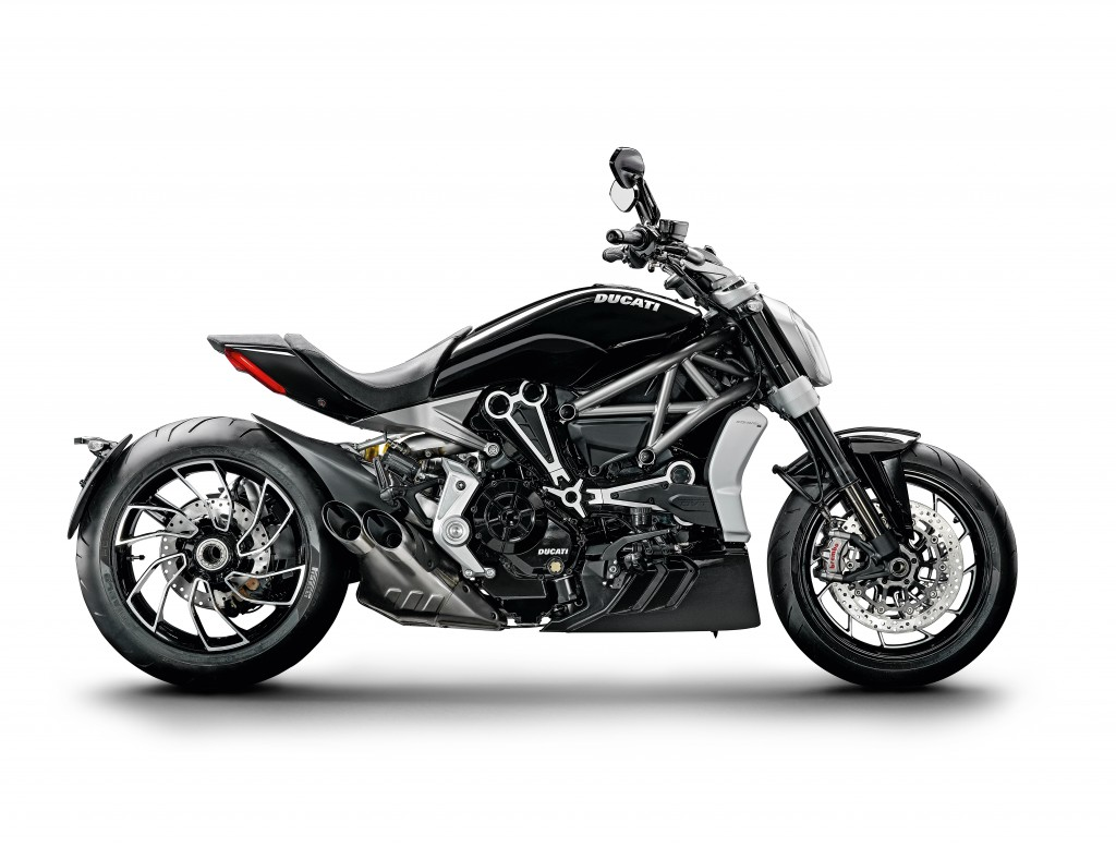 "Visitors To EICMA 2015 Elect The Ducati XDiavel As The ""best-looking Bike"""