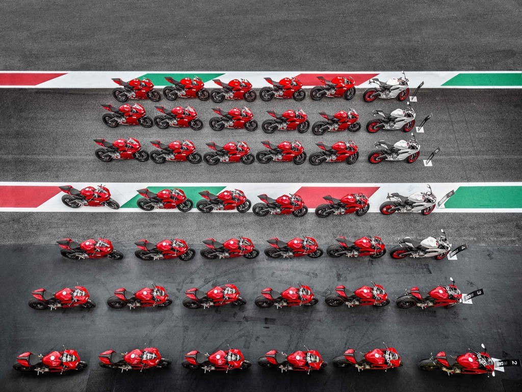 Dre 2016: The Ducati Riding Academy Returns
