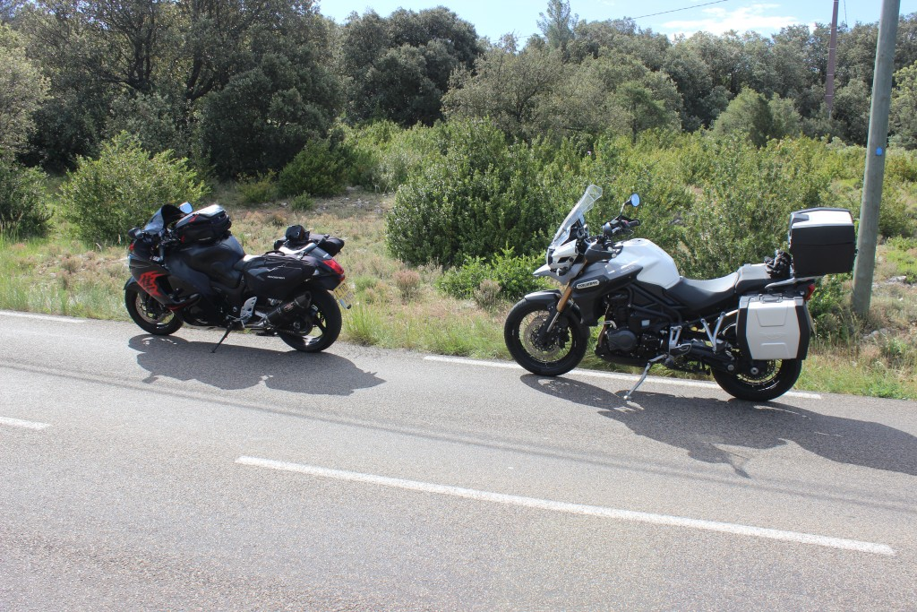 Touring In France