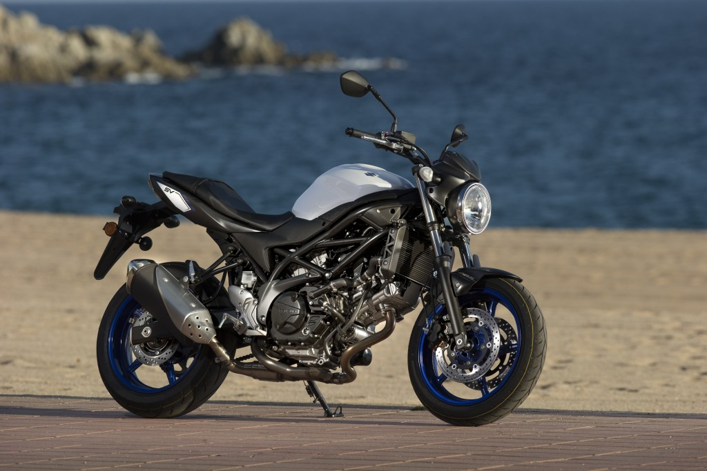Suzuki Confirms Price For New SV650