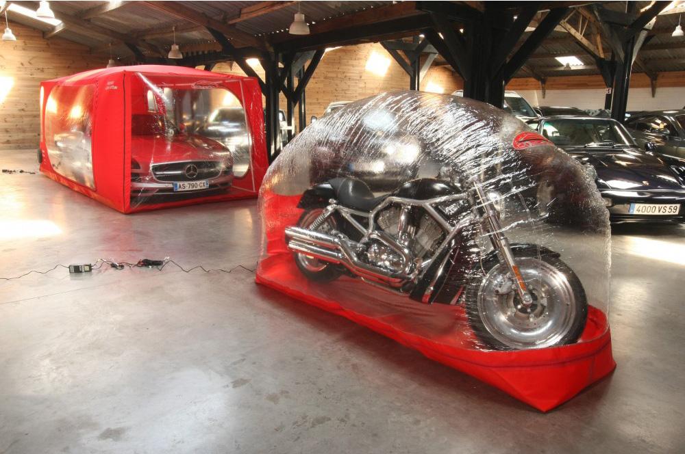 CarCoon BikeBubble