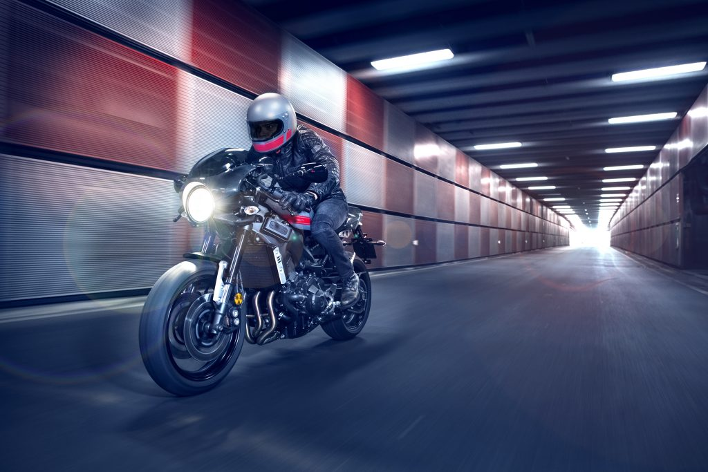 New Yamaha XSR900 Abarth