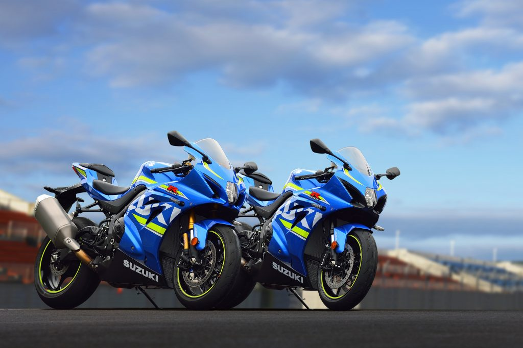 Suzuki Announces Pricing of GSX-R1000R and GSX-R1000