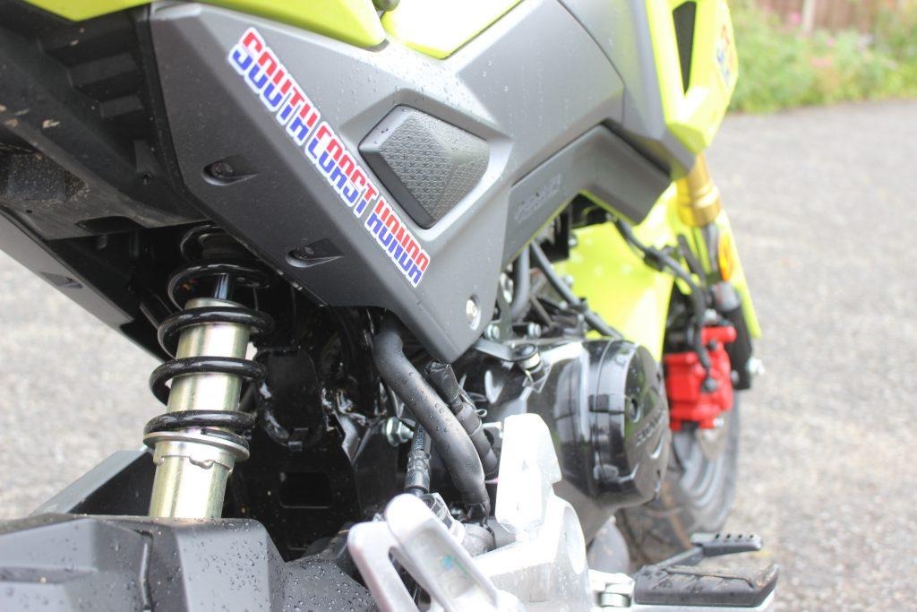 Honda MSX125 The Honda Grom
