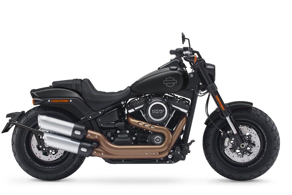 Harley-Davidson 107